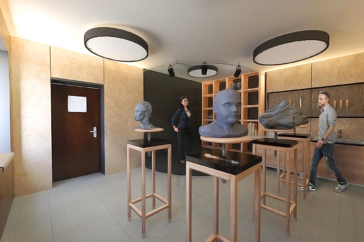 pracownia rzeźby