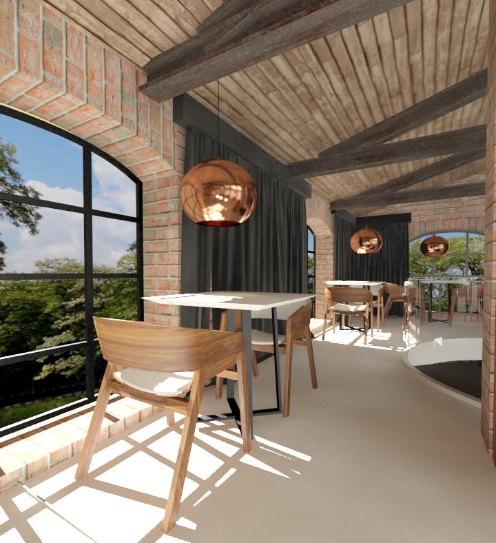 projekt hotelu jankowskadesign
