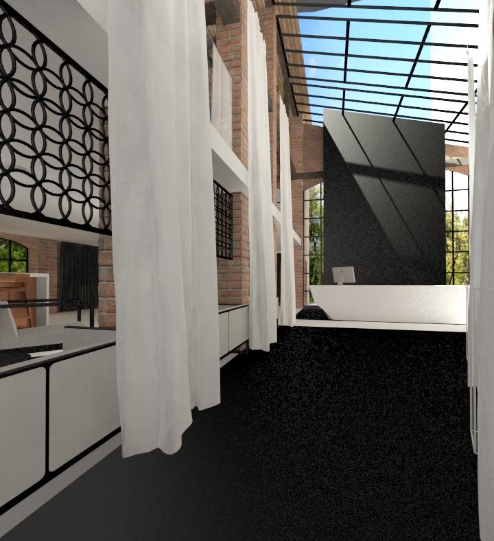 projektowanie recepcji jankowskadesign