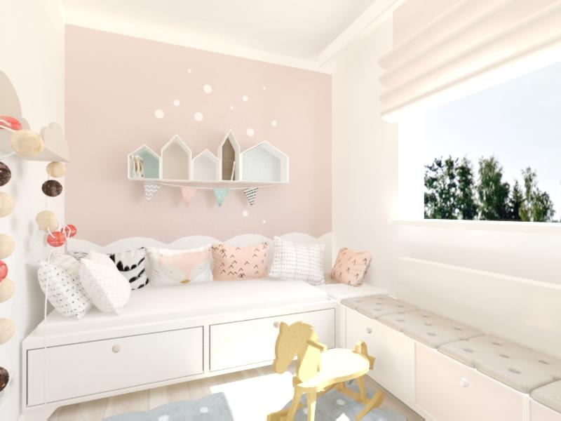 08 pokoj dla dziecka projekt