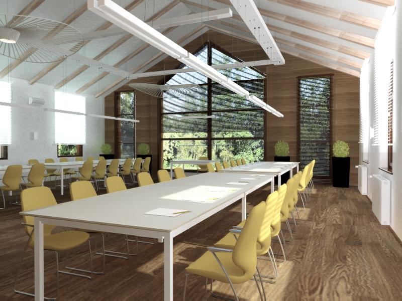pomieszczenia biurowe projektowanie